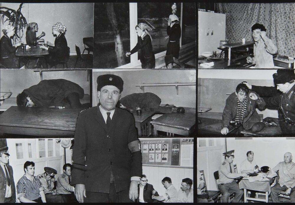 Из серии «Жизнь заводов», 1990