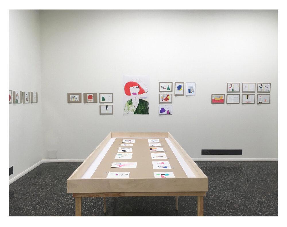 Експозиція виставки «Уречевлення / Objectified» у Dymchuk Gallery