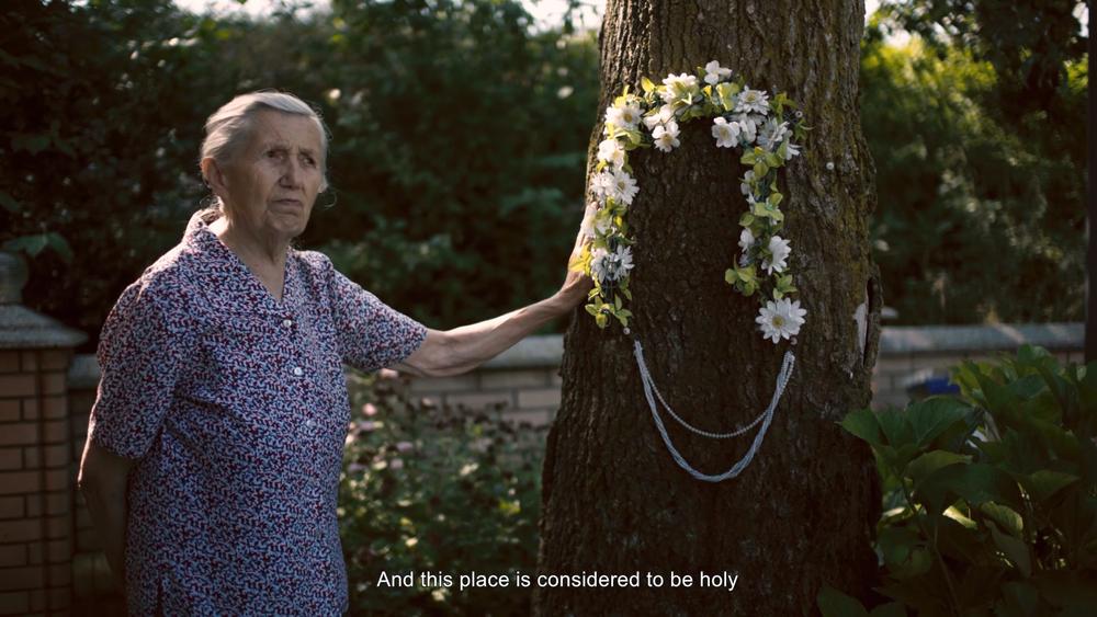 Кадр з фільму «Зарваниця» (2020). Надано художниками