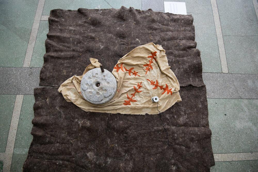 «Переродження», Нуріза Бакубатова, Киргизстан