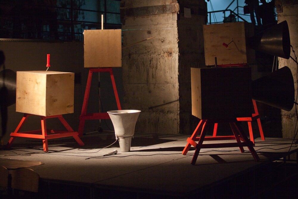 SVITER та Іван Світличний, «Футурістична реконструкція», YermilovCenter, 2012