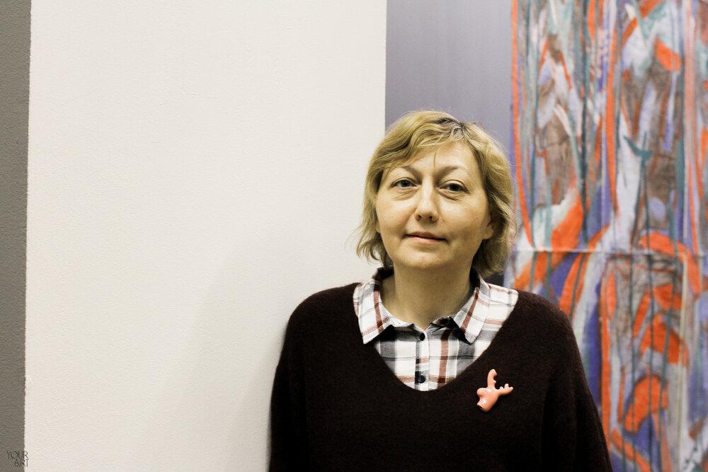 Оксана Баршинова. Світлина: Степан Назаров