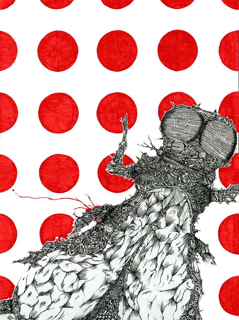 «Червоні крапки», 2009