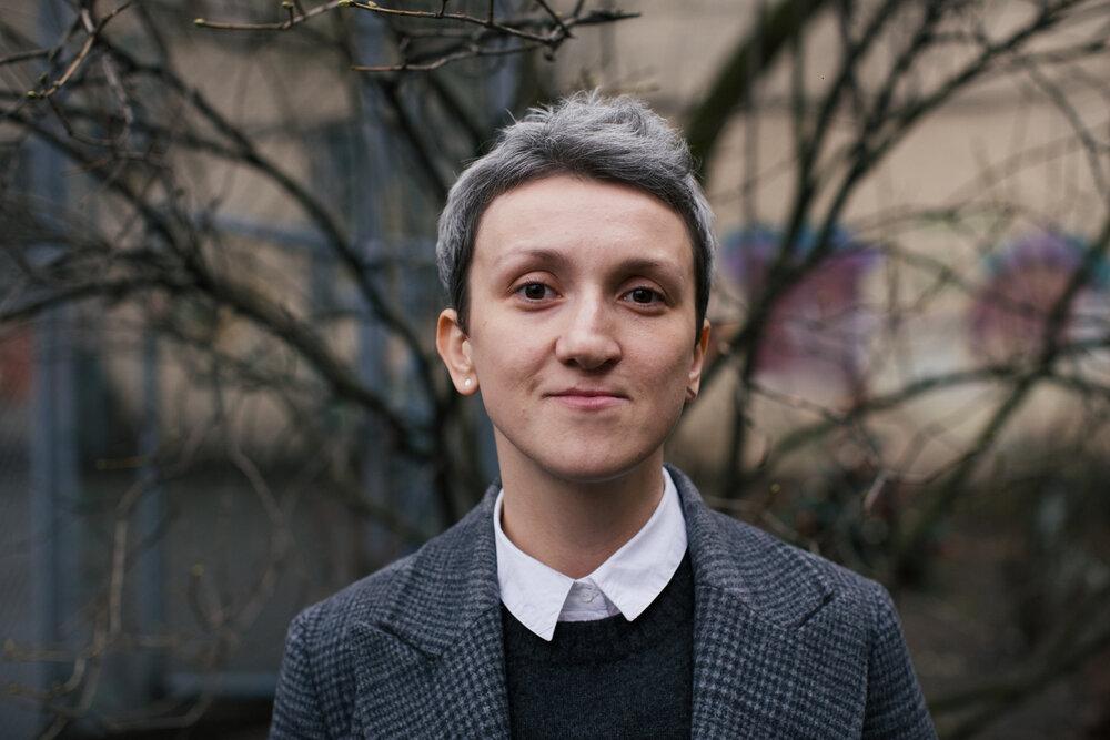 Дарія Бадьйор. Світлина: Сергій Моргунов