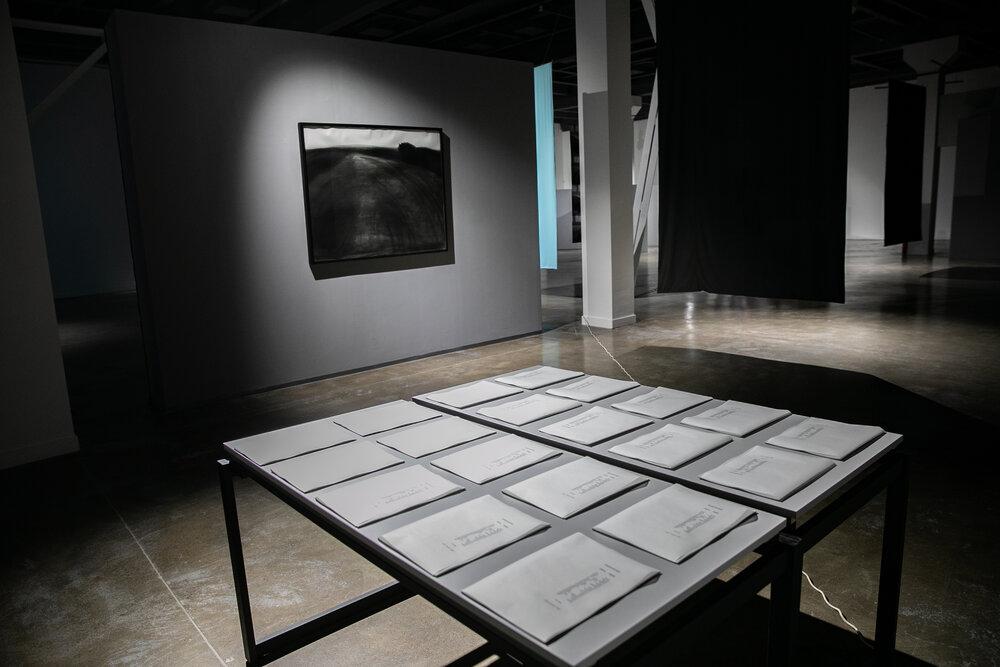 Експозиція виставки «Короткий список». Світлина: Костянтин Поліщук