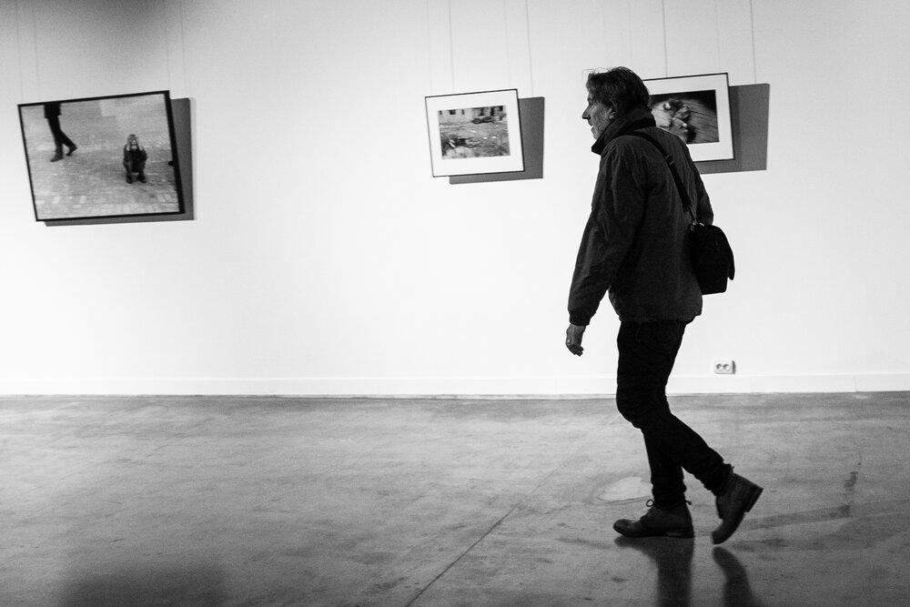 Олександр Глядєлов. Експозиція виставки «Короткий список». Світлина: Костянтин Поліщук