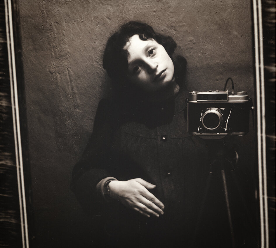 З серії «Сімейний альбом». Ріта Островська перед народженням сина, 1978 рік. Київ