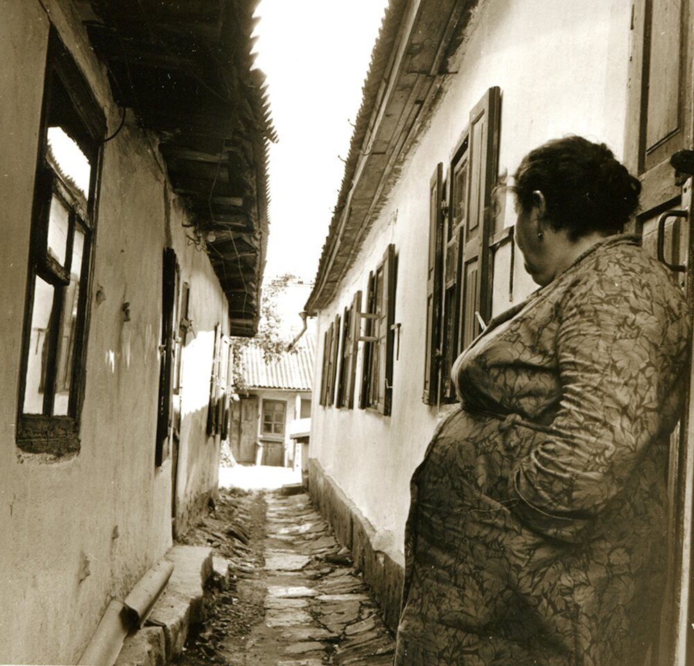 Маленька вулочка, 1990 рік. Шаргород