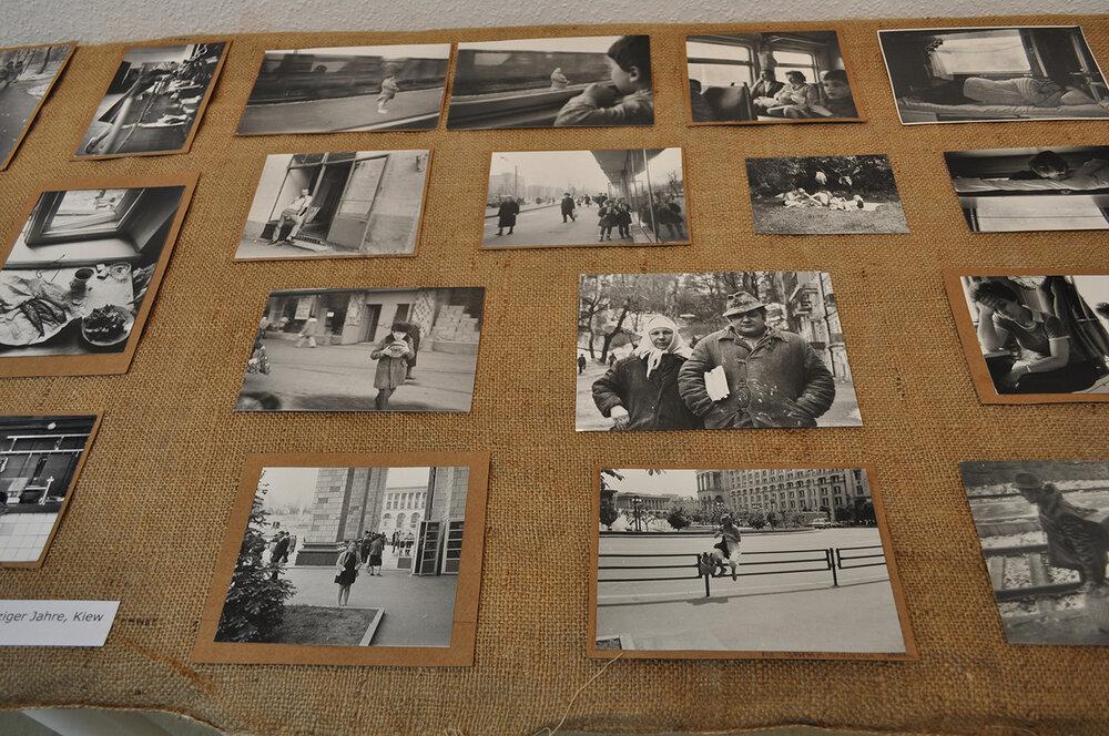 Із серії «Буденне життя», 1980–1990-ті роки, Київ