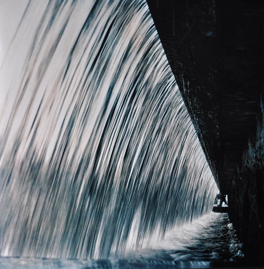 Фонтани, з серії «Подих Життя, Вода», 1995 рік