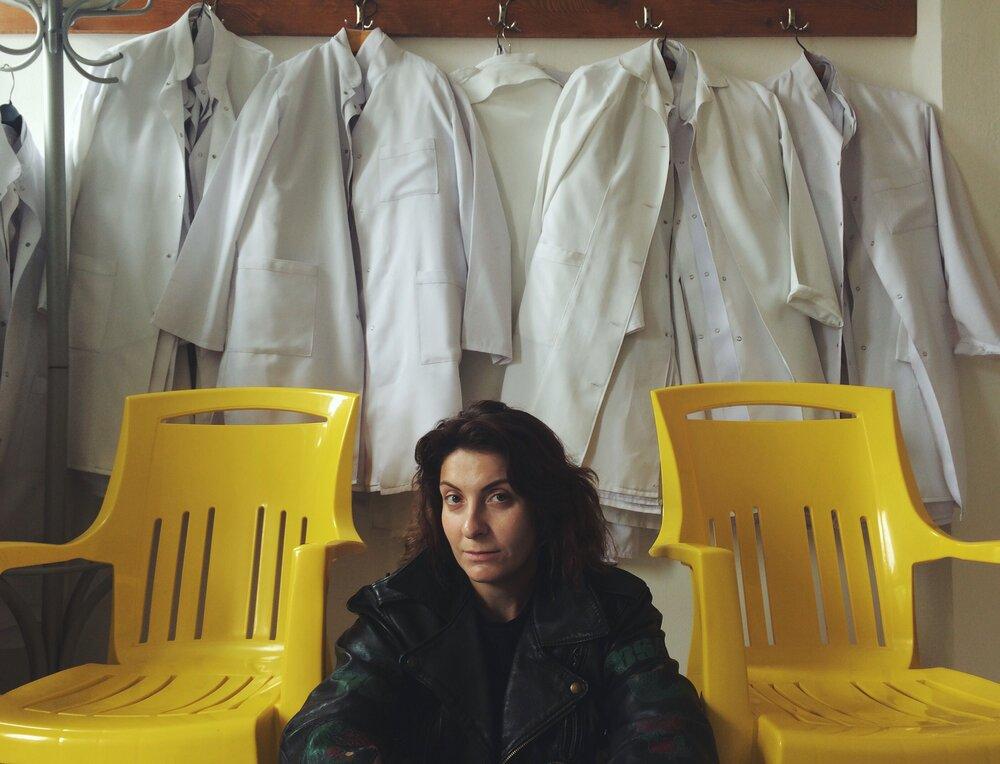 Анна Бурячкова. Фото: Світлана Апаріна