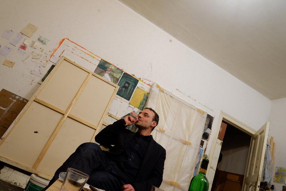 Юрій Лейдерман. Фото: Аміна Ахмед