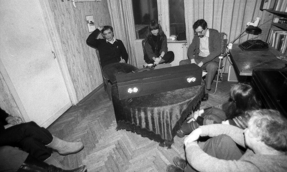 Коллективные действия, акція «Перевод», 1985