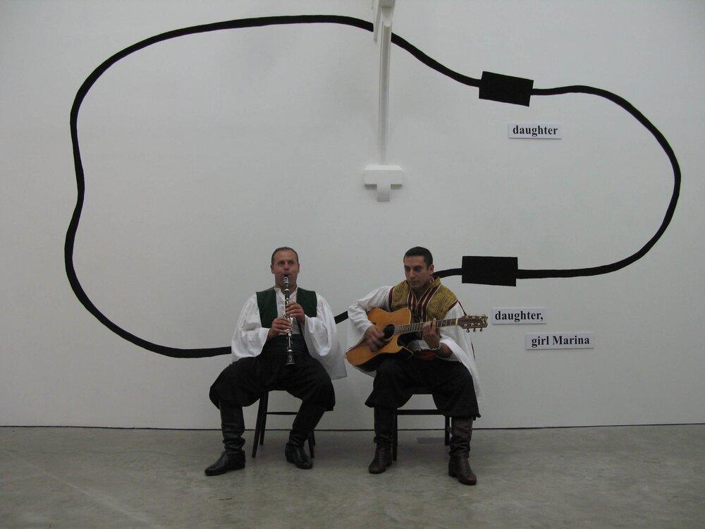 Юрій Лейдерман, «Геопоэтика — 12», 2007