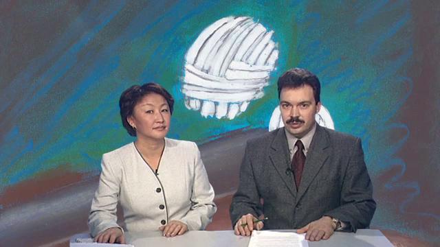 Юрій Лейдерман, Андрій Сільвєстров, кадр із фильму «Бірмінгемський орнамент», 2011