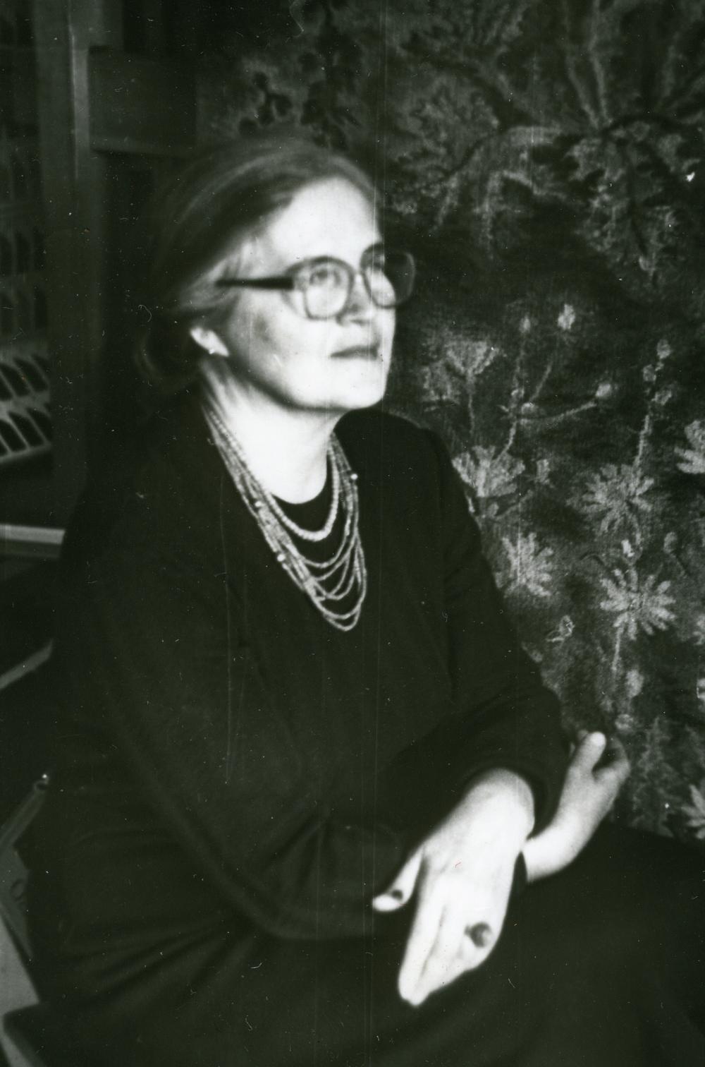 Алина Ламах. 1978