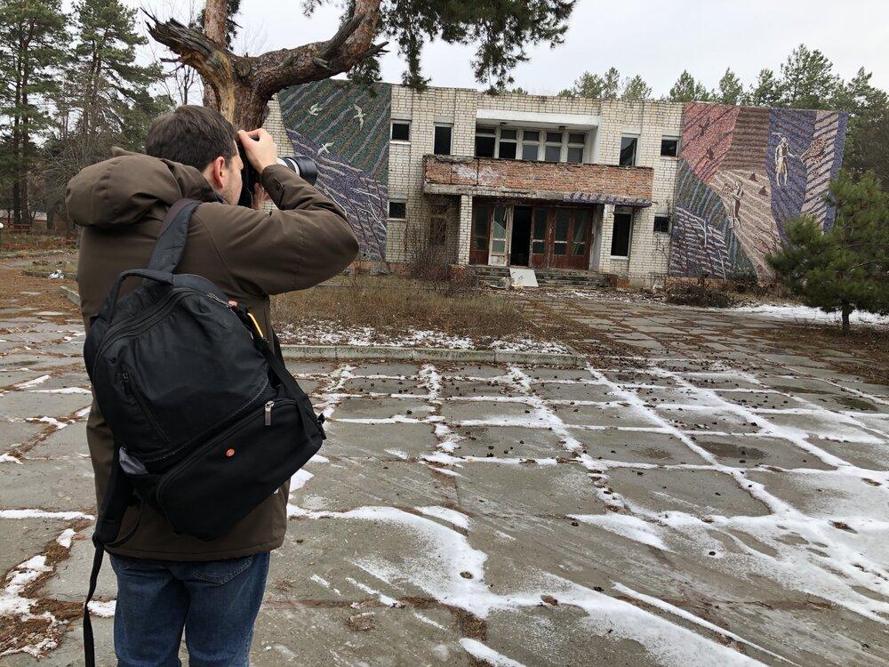 Євген Нікіфоров. Черкаська область, 2019. Фото: Роман Шелл