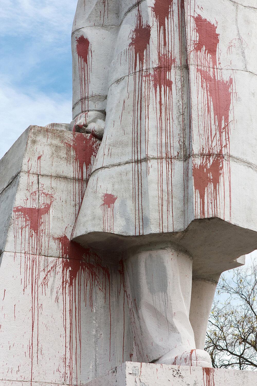 Одеса, з серії On Republic's Monuments, 2016
