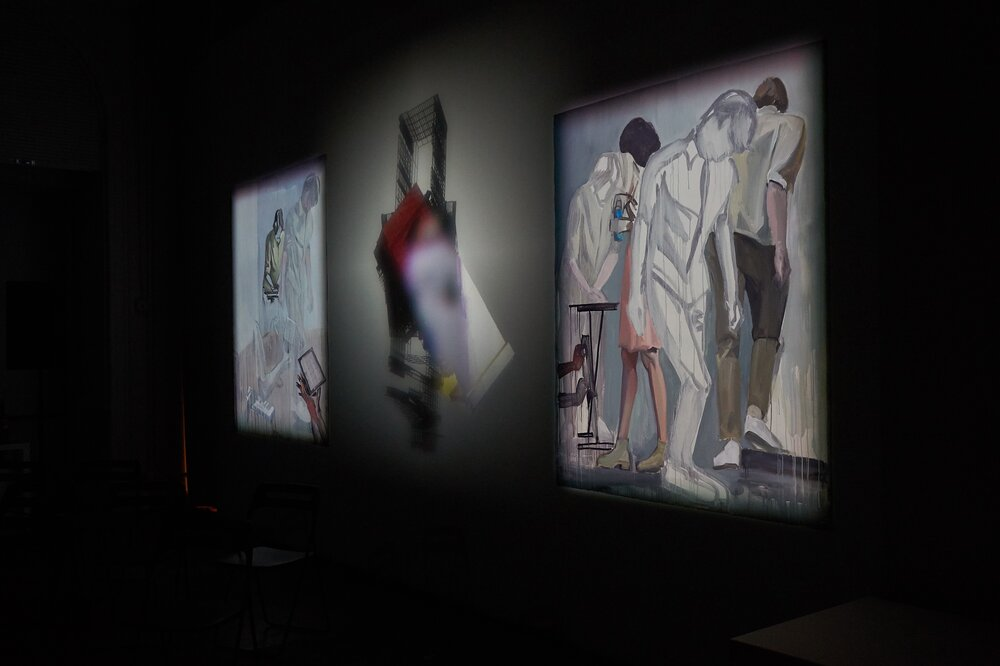 «Documentation of Total Audio Performance» у галереї Friedman Gallery
