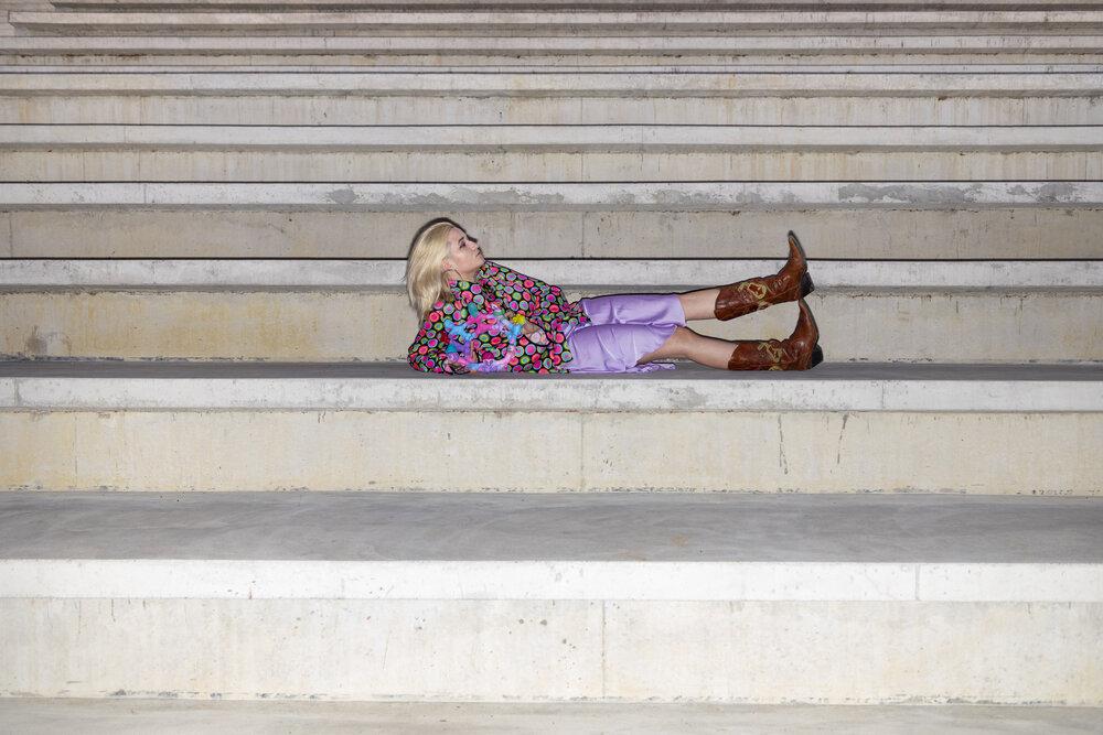 Аніта Немет. Фото: Єлена Субач