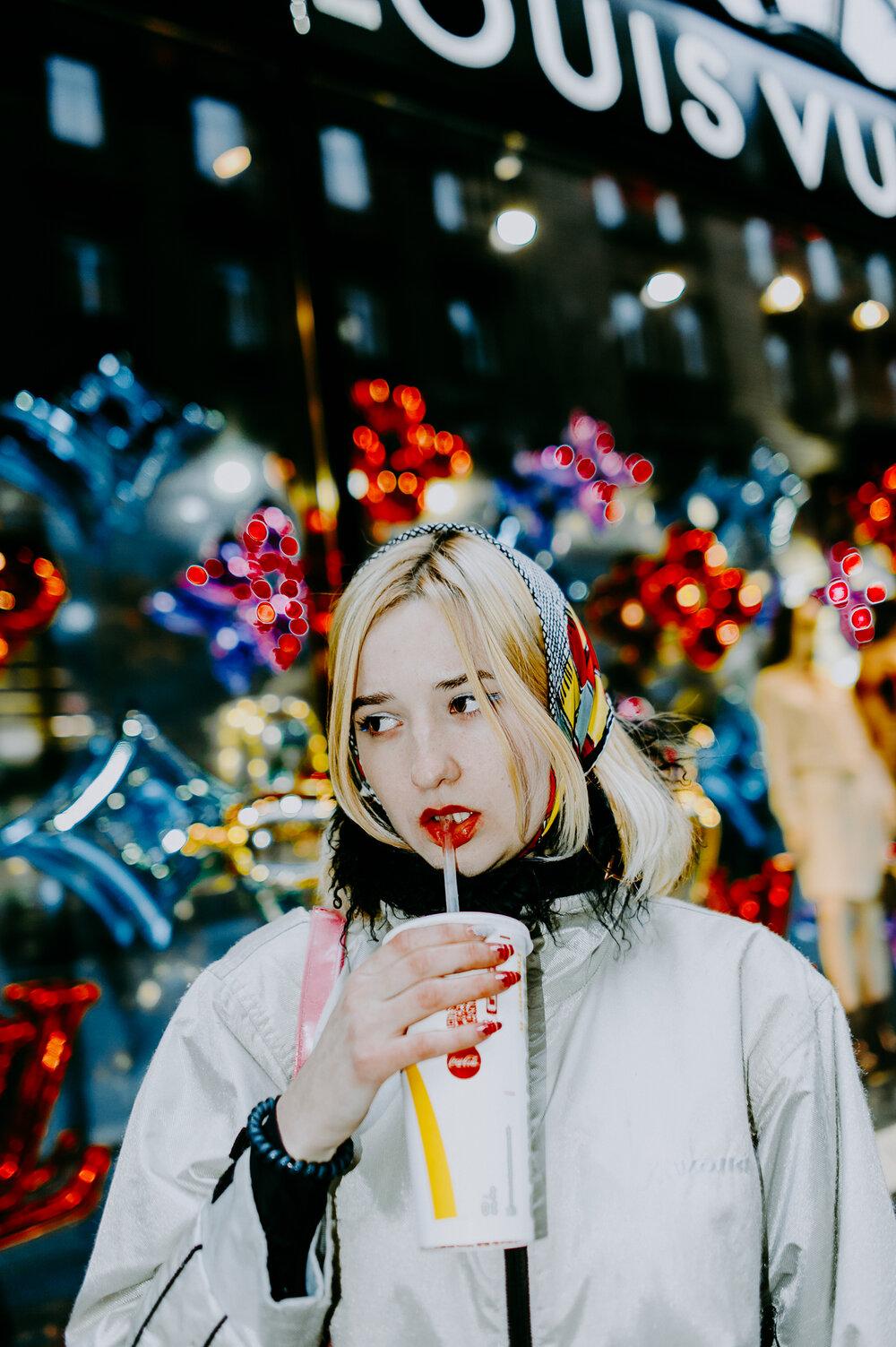 Аніта Немет. Фото: Юлія Маліновська