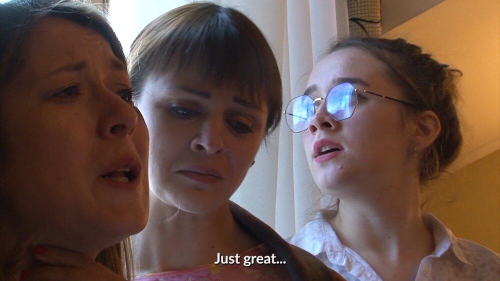 Кадр з фільму «На пам'ять Антоніна Миколаївна на втрачене кохання»