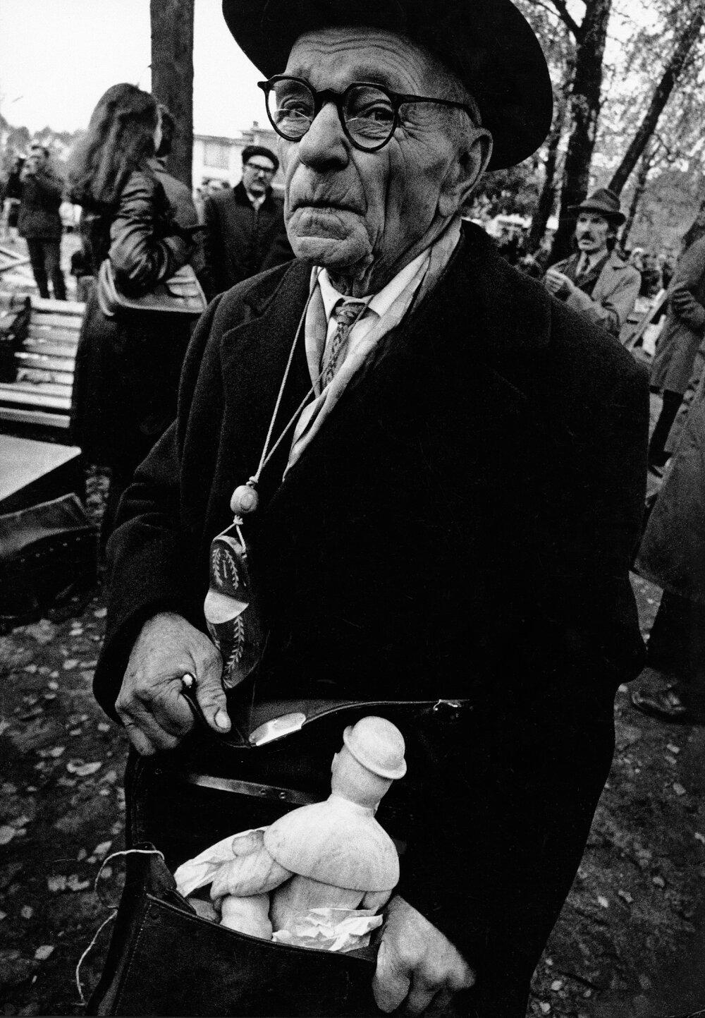 Александрас Мацияускас, 1968