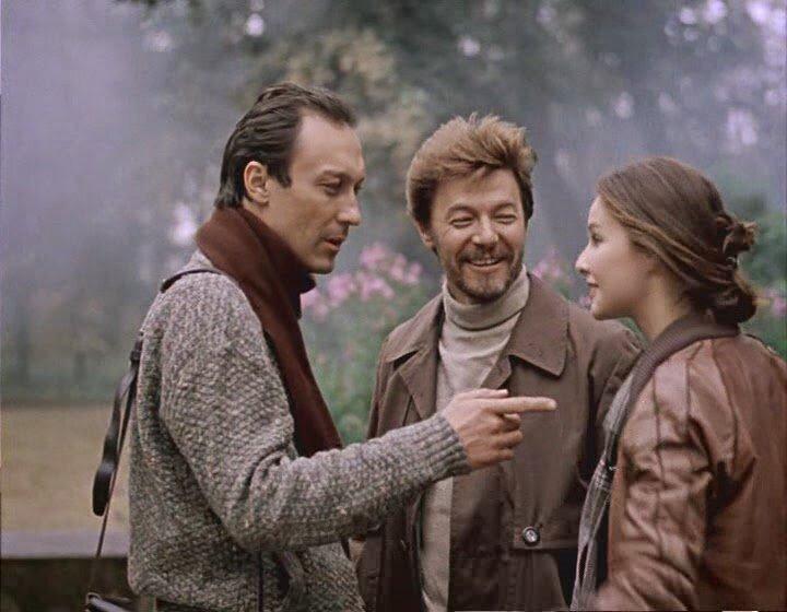 Кадр із фільму «Бережи мене, мій талісмане» (1986)