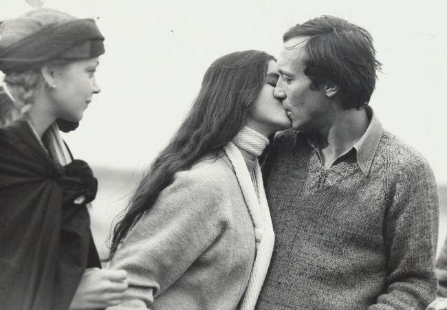 Фото зі зйомок фільму «Польоти уві сні та наяву» (1982)
