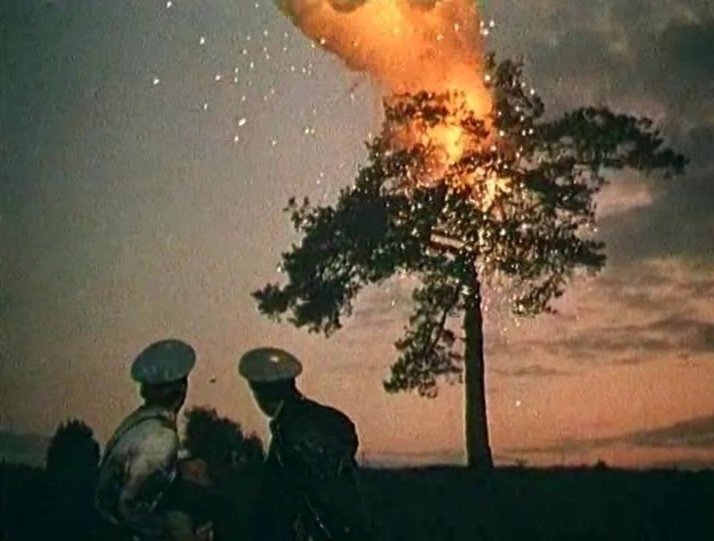 Кадр із фільму «Поцілунок» (1983)