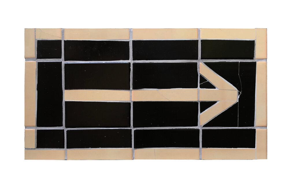 Мозаїка з проєкту «Скоро буду». Надано художницями