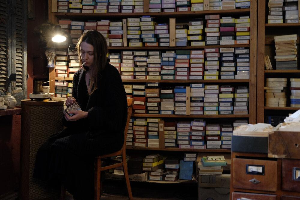 Кадр з фільму «Парфенон»