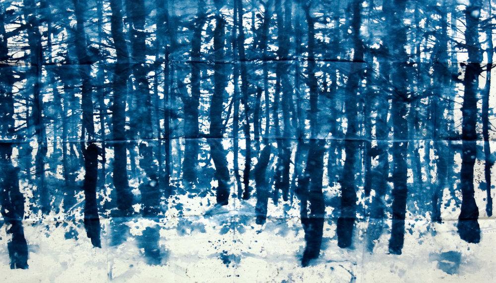 Олег Грищенко. «Ліс на горі синиця», 2009