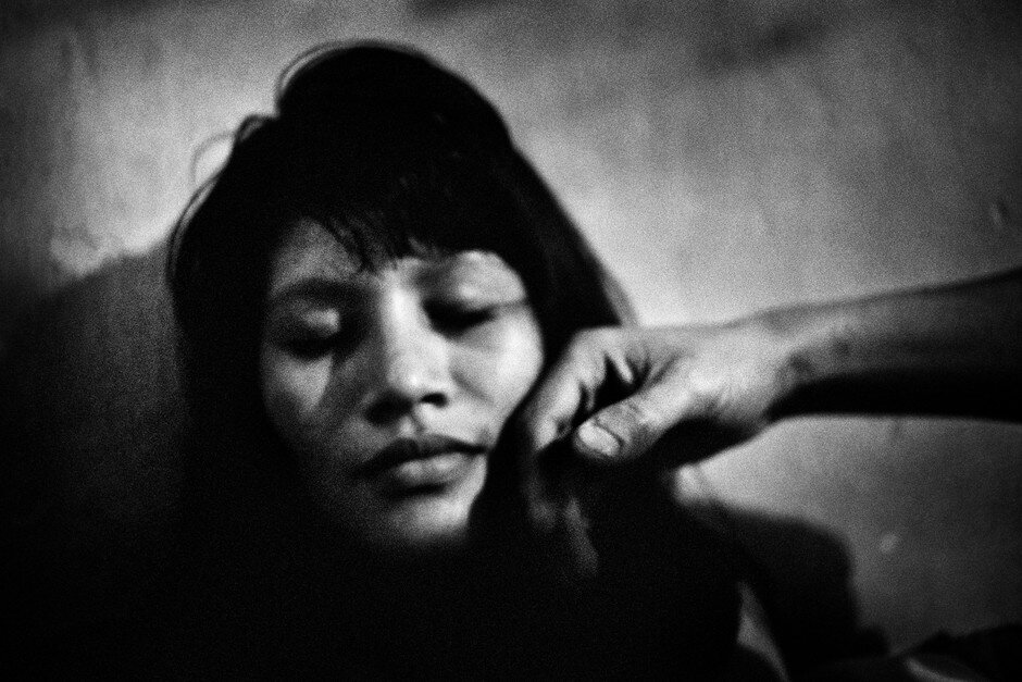 Сан Сальвадор, Сальвадор, 1998 рік. © Antoine d' Agata/Magnum Photos