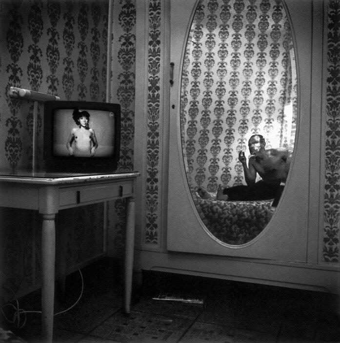 Марсель, Франція, 2001 рік. © Antoine d' Agata/Magnum Photos