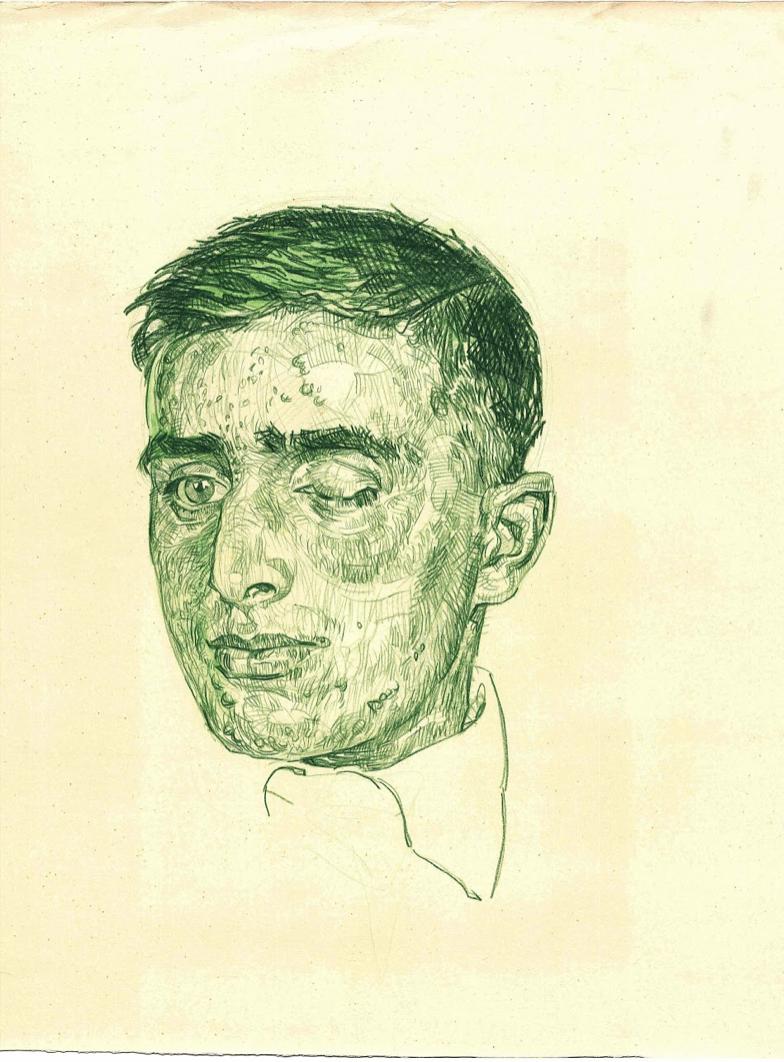 З серії «Стерті обличчя», 2019