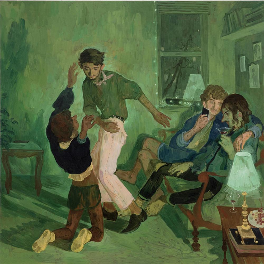 Four Friends, 2019. Колекція CHRISTIE ZHOU