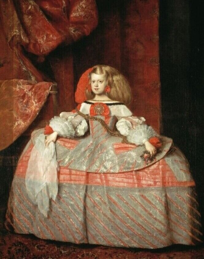 Infanta Margarita Teresa, Дієго Веласкес