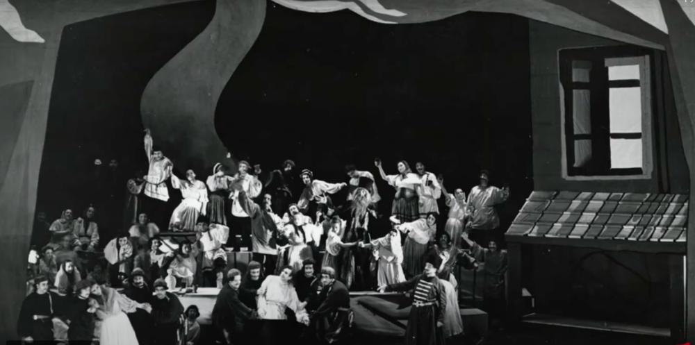 Театральний перформанс. Стоп-кадр з конференції