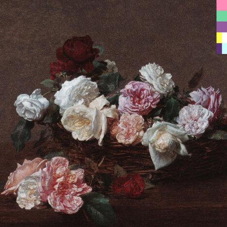 Power, Corruption & Lies 2-й альбом New Order