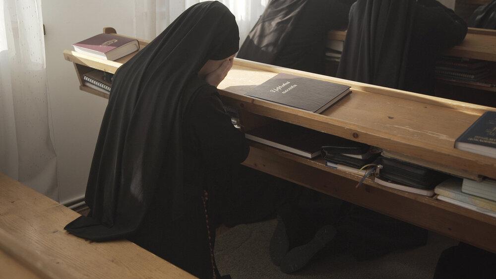 Проект документального фільму «Щоденник нареченої Христа» реж. Марти Смеречинської