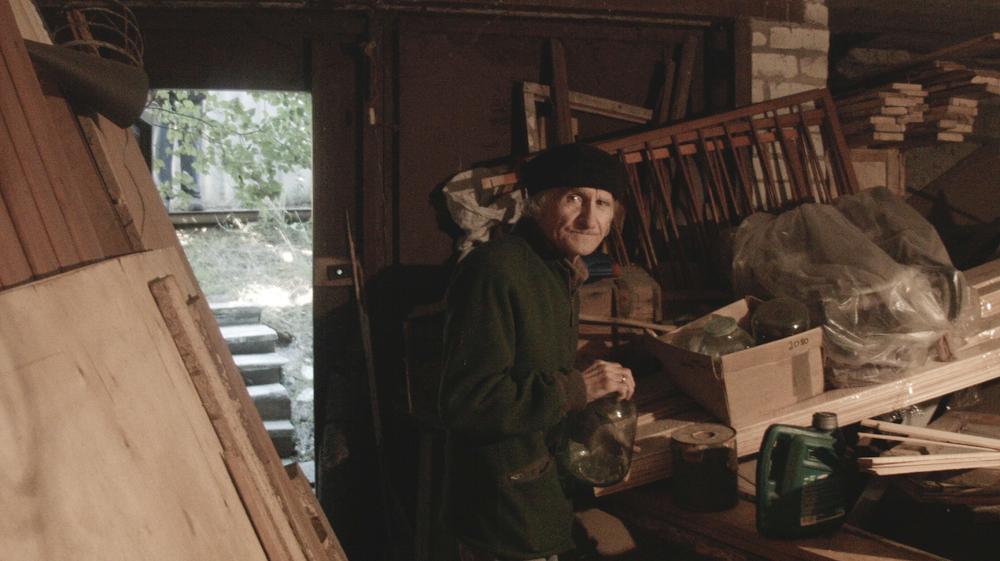 Проєкт документального фільму «Крихка пам'ять» реж. Ігоря Іванка