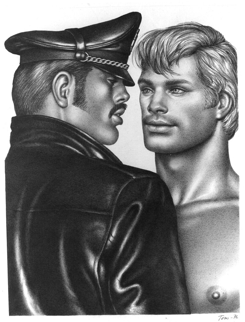 © 1976 Tom of Finland Foundation
