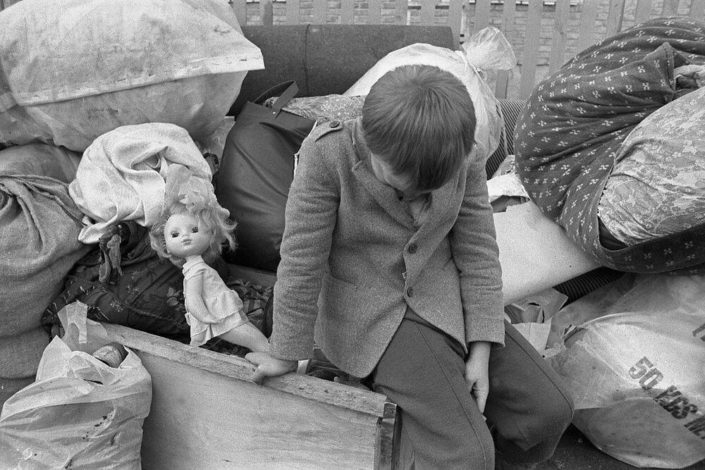 Віктор Марущенко. Чорнобиль, 8 травня 1986 рік