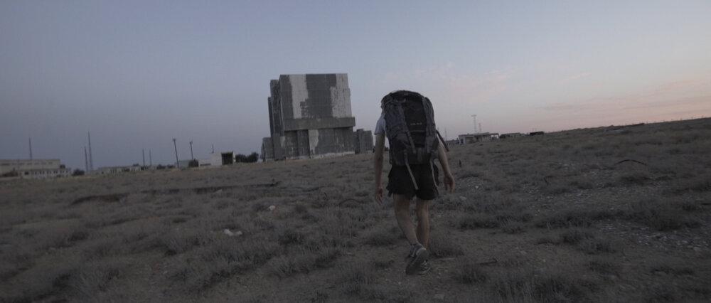 Кадр із фільму «Вторгнення на Байконур», реж. Ангел Ангелов ,  2020