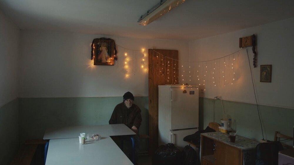 Кадр із фільму «Not Alone», реж. Сніжана Гусаревич, 2020