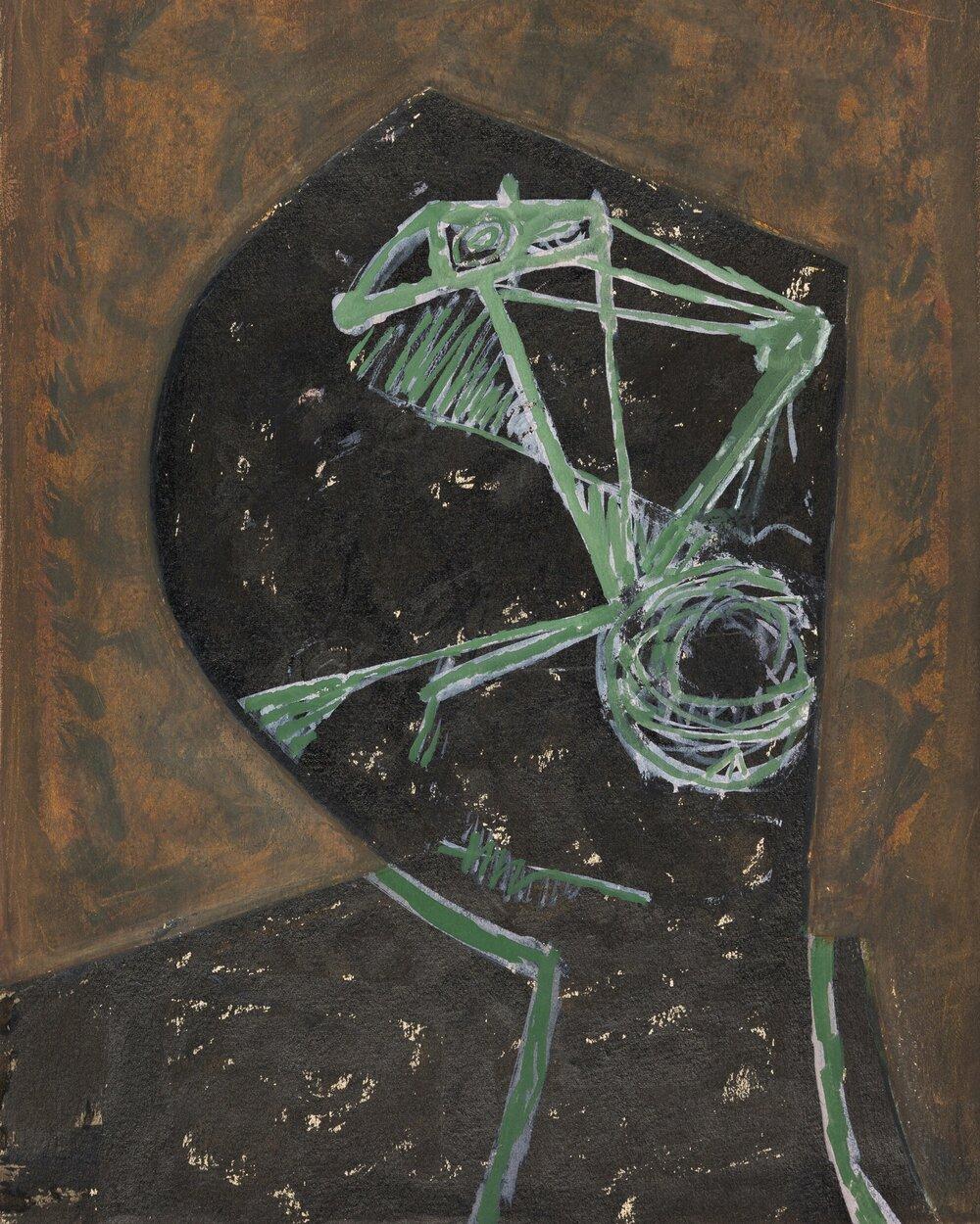 Вілен Барський. Перетворення (за оповіданням Франца Кафки). 1960.  http://archive-uu.com/ua/profiles/vilen-bars-kij