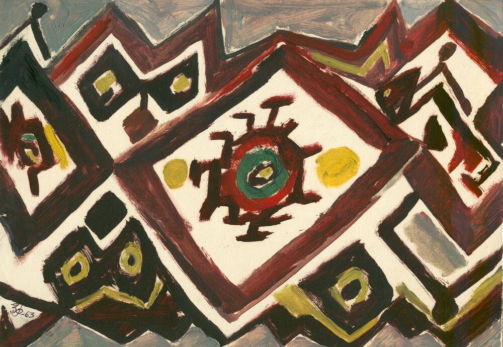 Зеновій Флінта. Ліжник. 1963.  http://archive-uu.com/ua/profiles/flinta-zenovij