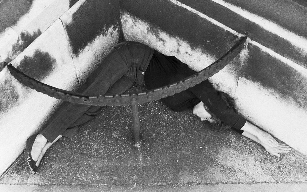 Із серії «Конфігурації тіла», 1972–1977 рр.