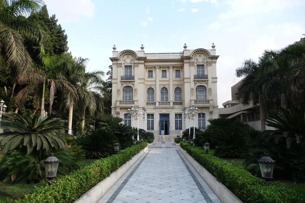 Каїрський музей. Світлина: Wikipedia